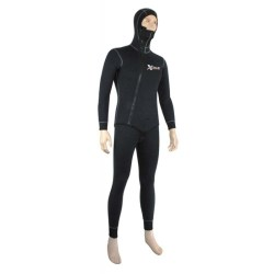 XDive Στολή QUEST Full Zip 5mm